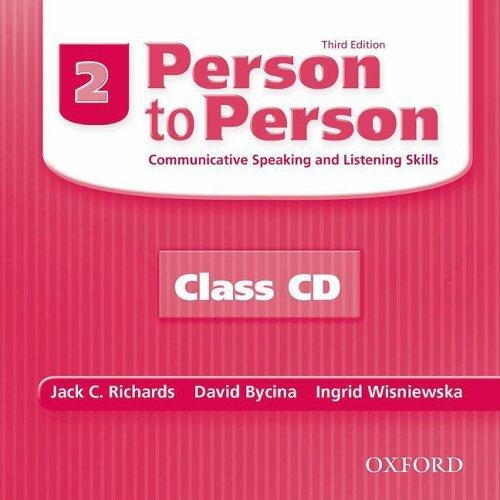 Person to Person 2 (3/E)