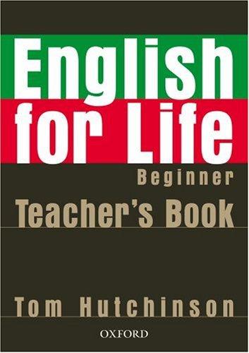 English for Life Beginner