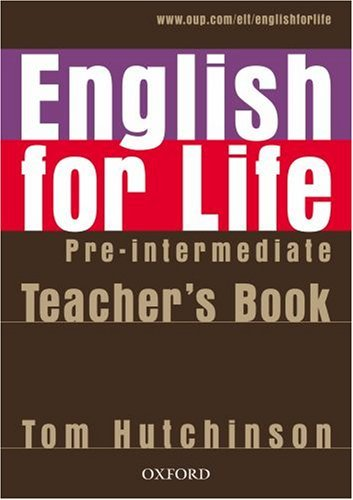 English for Life:Pre-intermediate