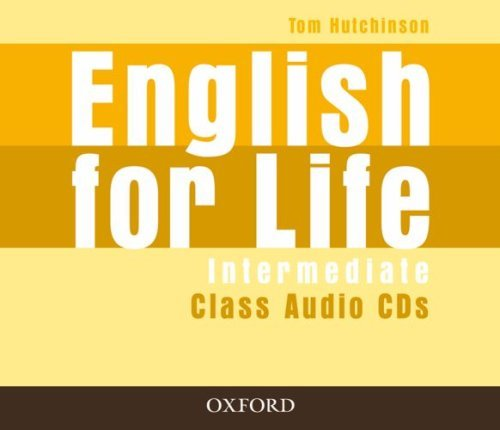 English for Life/Intermediate