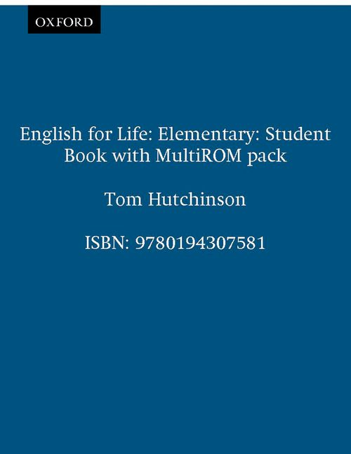 English for Life:Elementary