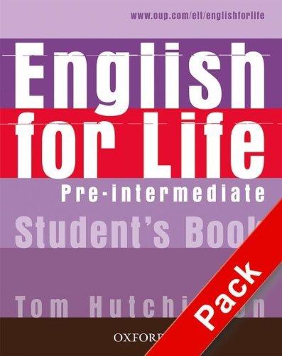 English for Life:Pre-intermediate