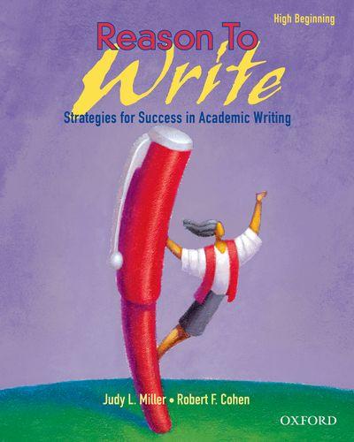 Reason to Write High-Beginning
