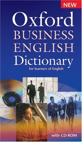 Oxford Business English Dictionary