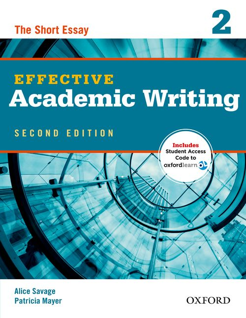 Effective Academic Writing: Second Edition