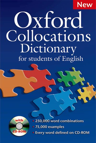 Oxford Collocations Dictionary, New Edition