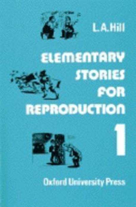 L  A  Hill Short Stories Elementary : Reader