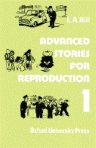 L.A. Hill Short Stories for Reproduction 1 Advanced