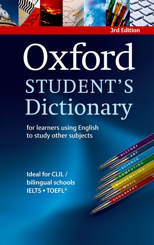Oxford Student's Dictionary - Third Edition