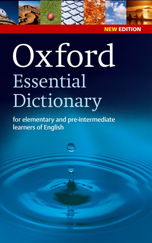 Oxford Essential Dictionary - Second Edition