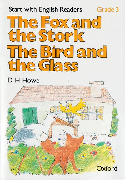 The fox and the stork/the bird the glass