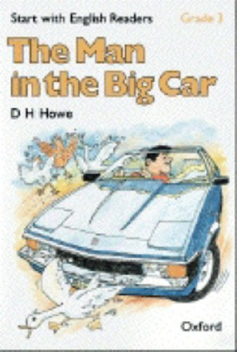The man in the big car