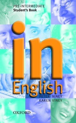 in English Pre-Intermediate