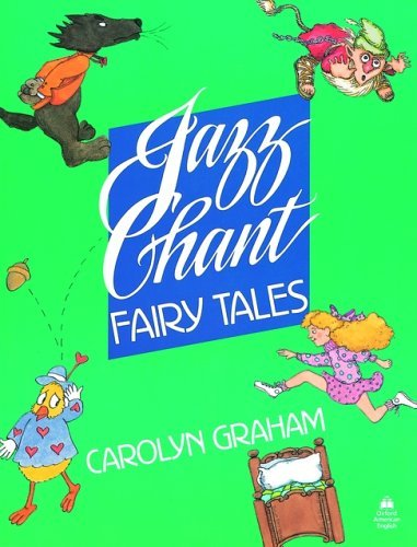 Jazz Chants Fairy Tales