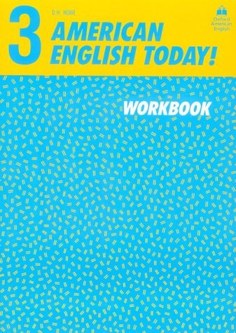American English Today! 3