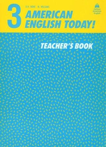 American English Today!