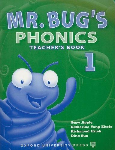 Mr. Bugs Phonics 1