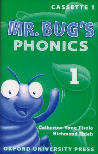 Mr. Bug's Phonics 1(English)