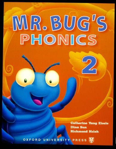 Mr. Bug's Phonics 2