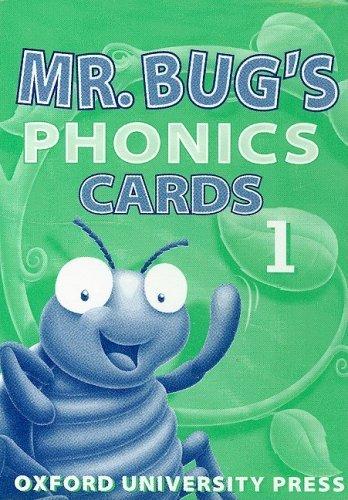Mr.Bugs Phonics 1