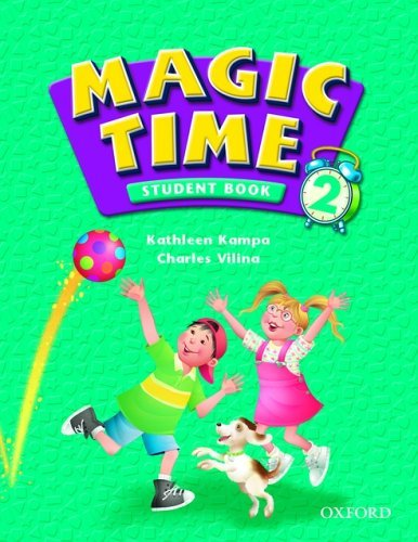 Magic Time 1st Edition