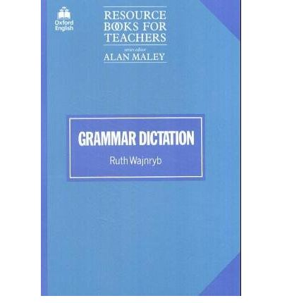 Grammar Dictation