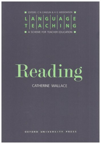 Language Teaching : A Scheme for Teacher Education