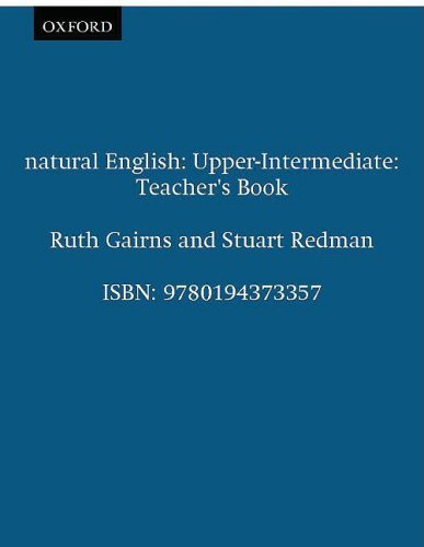 Natural English Upper-Intermediate
