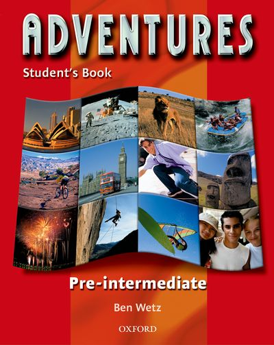 Adventures Pre-Intermediate