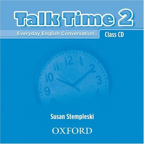 Talk Time 2