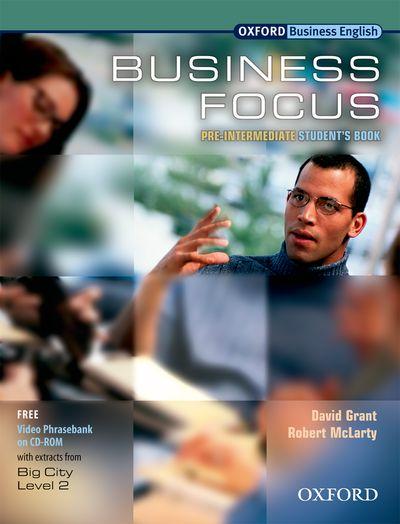 Business Focus Pre-Intermediate
