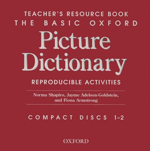 The Basic Oxford Picture Dictionary: Second Edition