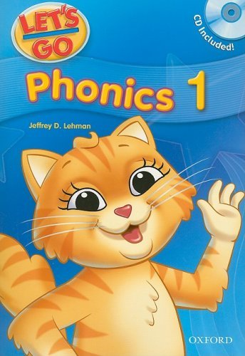 Let's Go Phonics series