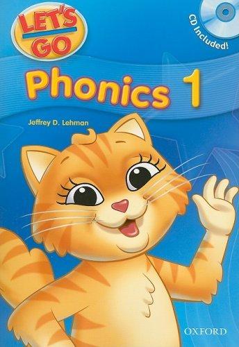 Let's Go Phonics series
