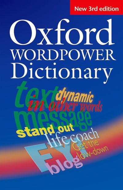 Oxford Wordpower Dictionary : Third Edition