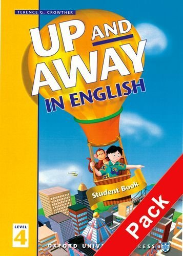 Up and Away Homework Books 4
