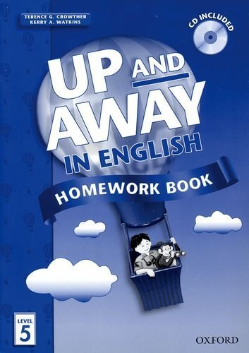 Up and Away Homework Books 5