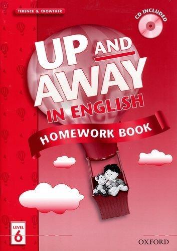 Up and Away Homework Books 6