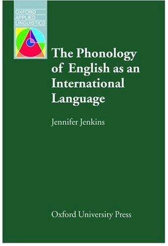 The Phonology of English as an International Language