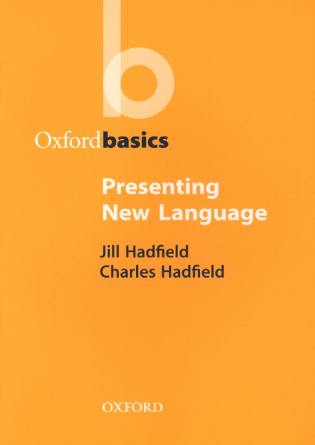 Oxford Basics:Presenting New Language
