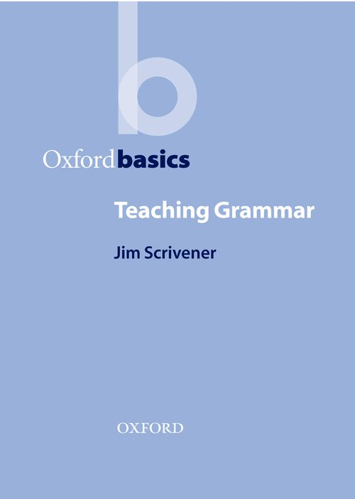 Oxford Basics:Teaching Grammar