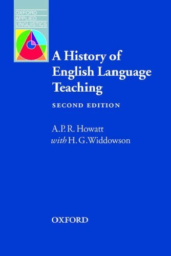 A History of English Language Teaching:2nd edition(Oxford Applied Linguistics)