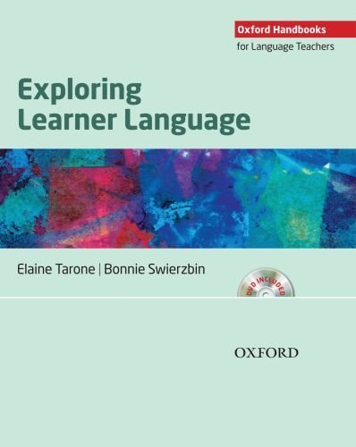 Oxford Handbooks for Language Teachers