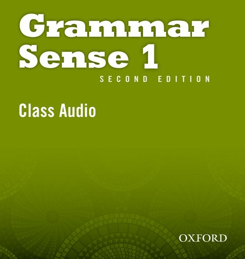 Grammar Sense: 2nd Edition