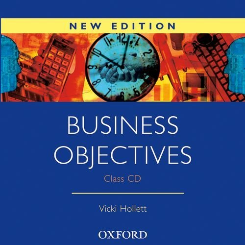 Business Objectives (British English)
