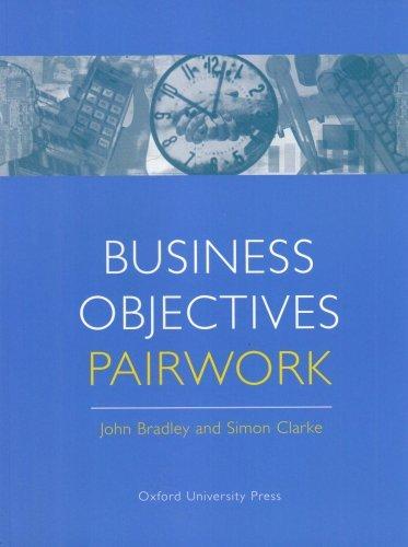 Business Objectives (British English Version)
