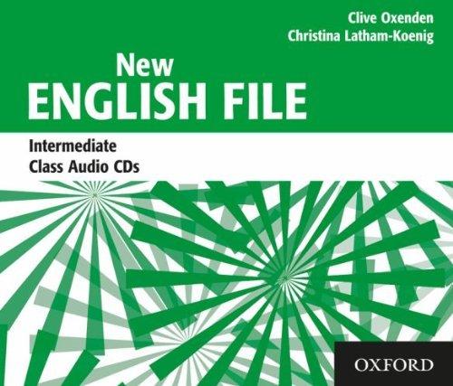 new english file intermediate answers