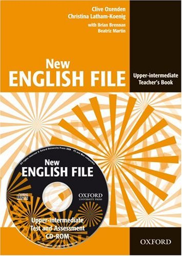 New English File - Teacher's Book with Test and Assessment