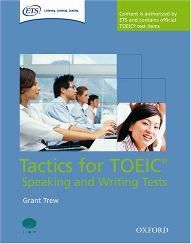 Tactics for TOEIC_ Speaking and Writing Tests