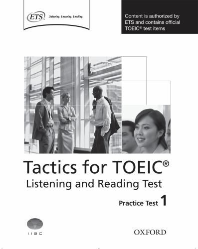 Tactics for TOEIC_ Listening and Reading Test